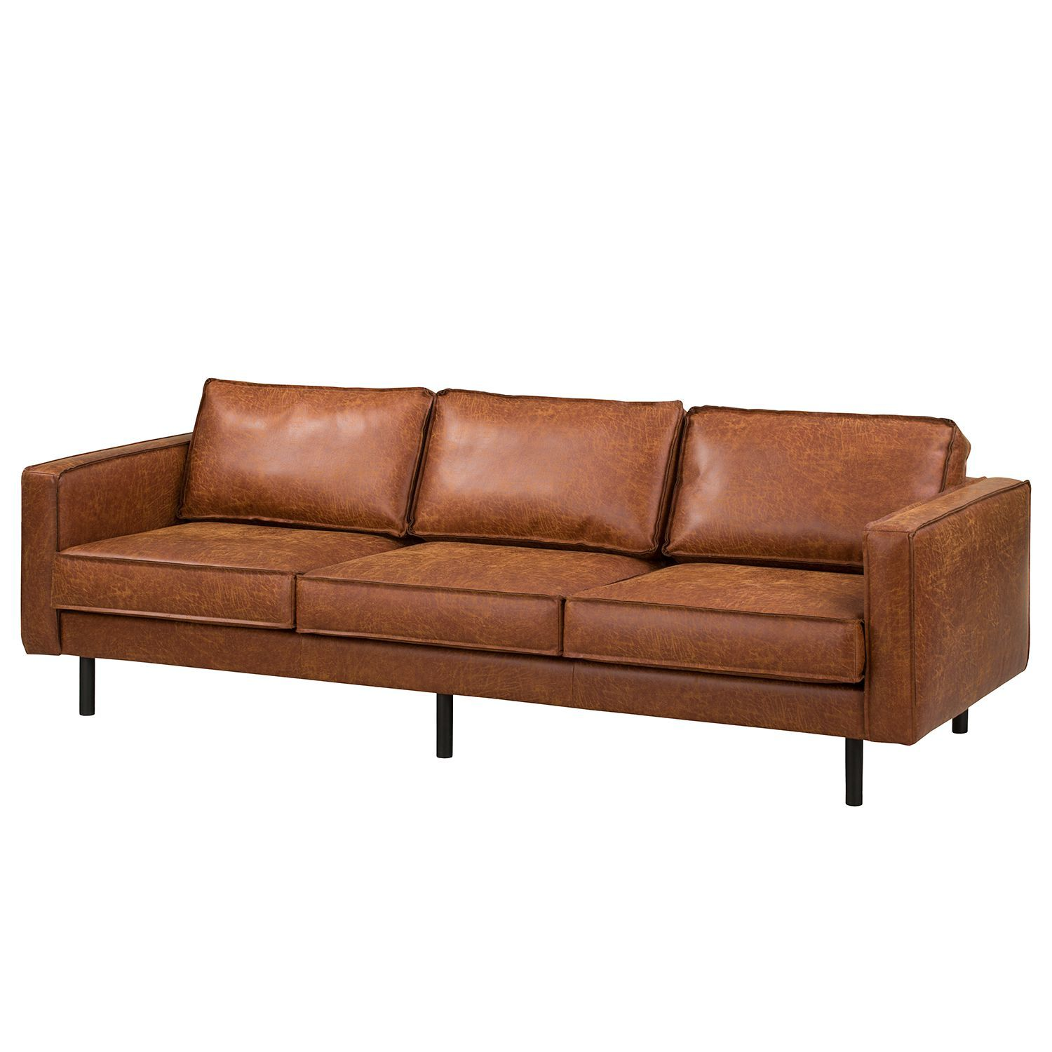 Kleine Sofas Kaufen Bigsofa Fort Dodge Antiklederlook | Sofa Fort, Home24, Kleine Couch