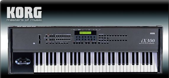 korg iX300 - Google Search | Keyboards I Have Known and Loved