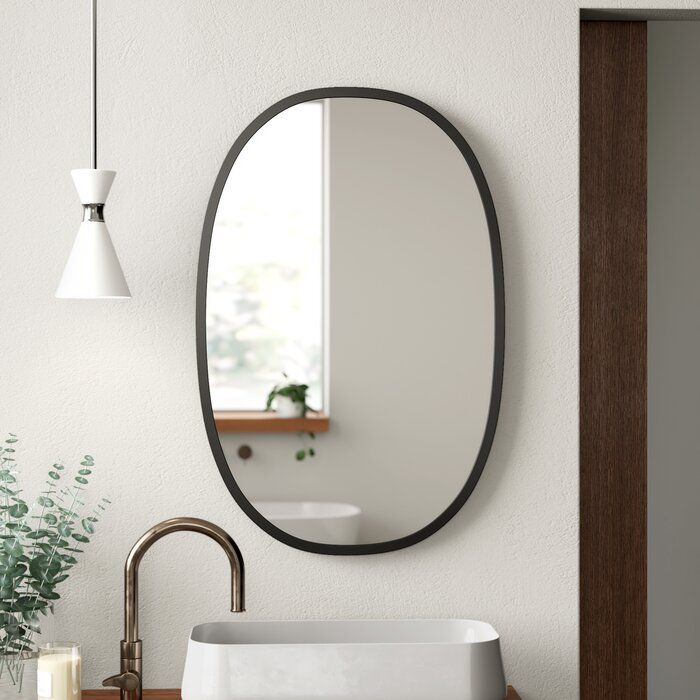 Hub Modern And Contemporary Accent Mirror Contemporary Wall Mirrors Contemporary Accents Accent Mirrors