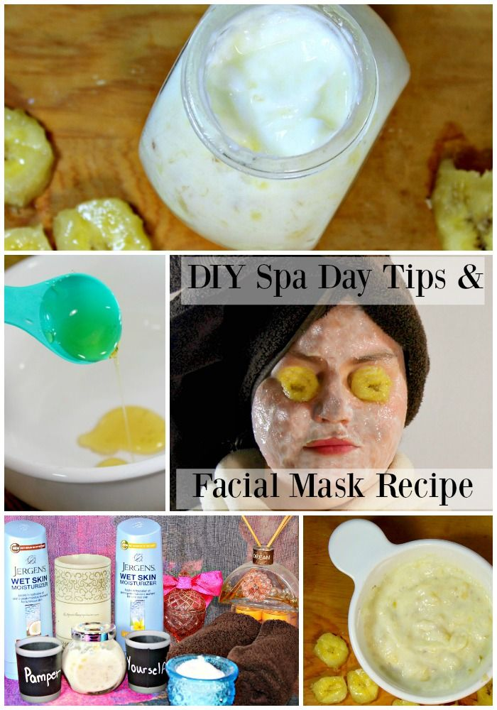 Tips for the ultimate diy spa day a recipe for an all natural enjoy a diy spa day with these tips for pampering yourself and enjoy the benefits of this all natural homemade facial mask recipe solutioingenieria Images