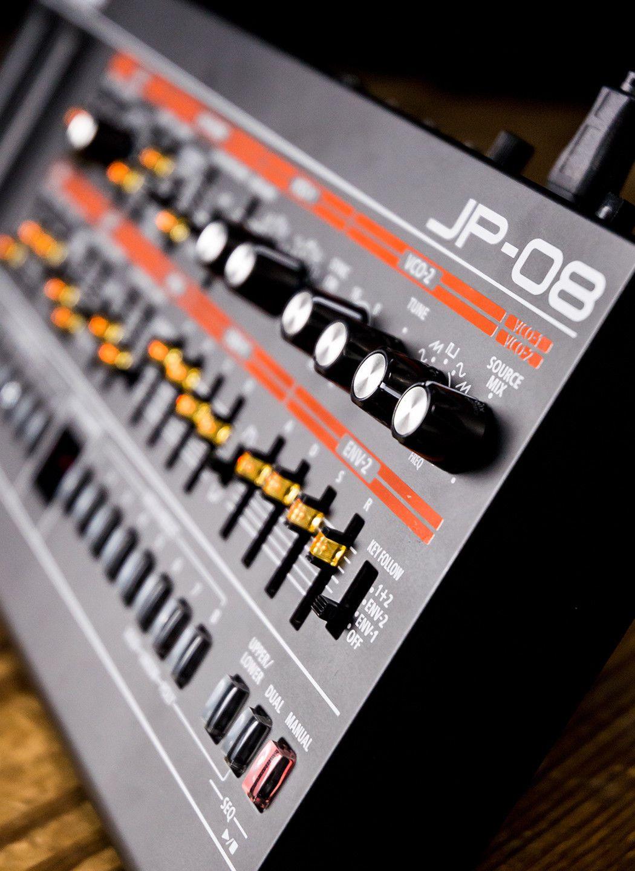 Roland JP-08 JUPITER-8 Synthesizer Module - Free Shipping