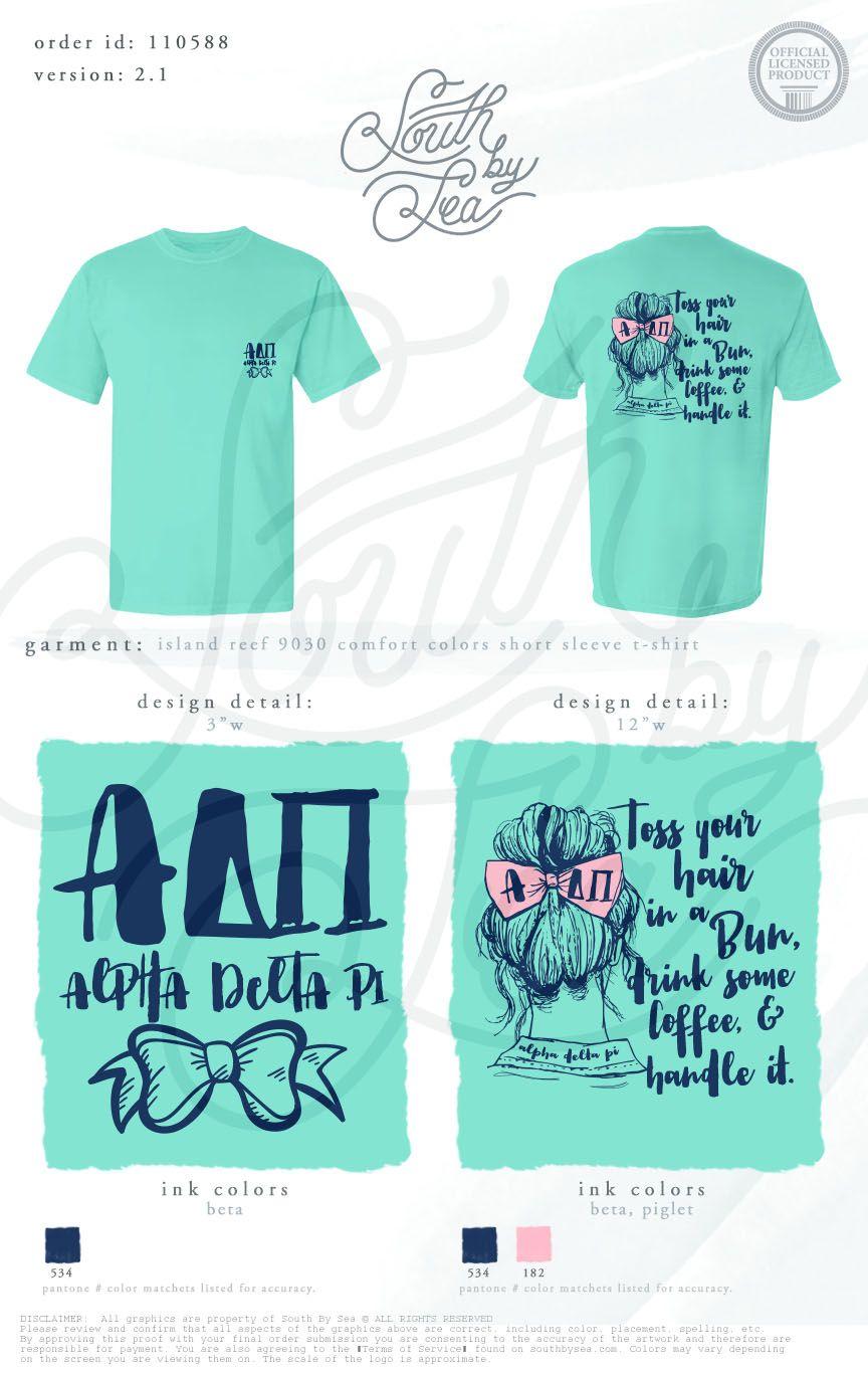 Alpha Delta Pi, Alpha Delta Pi Sweatshirt, big little shirts, sorority sweatshirt, greek sweatshirt, sorority apparel, greek apparel, adpi