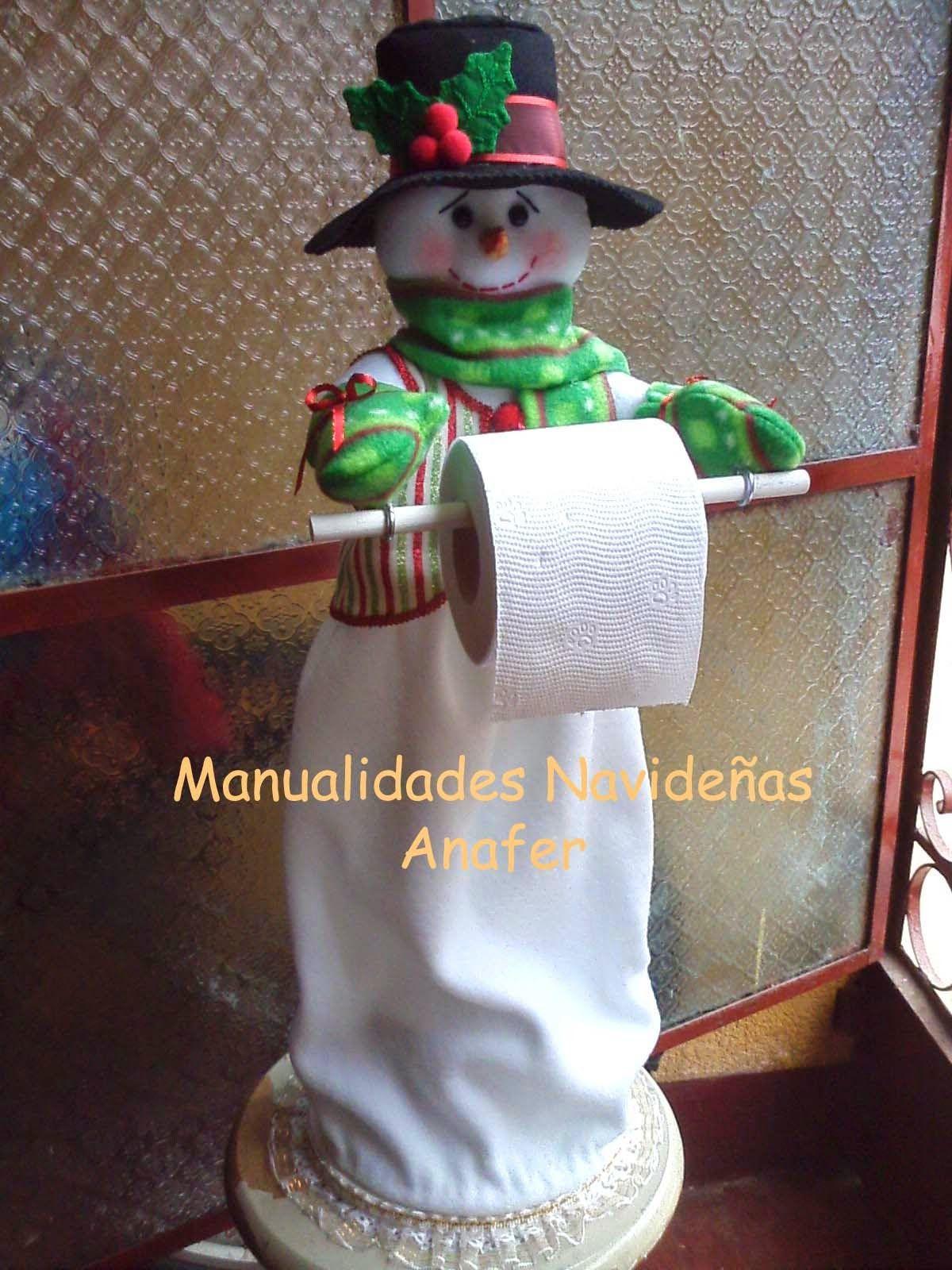 Manualidades navide as anafer mu ecos navide os for Navidad adornos manualidades navidenas