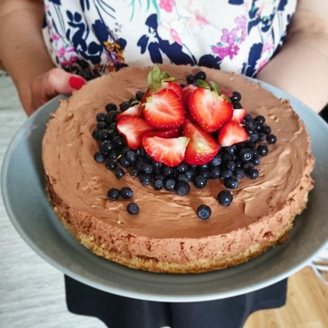 Ruokakonttuuri: Suklaamoussekakku