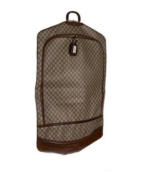 070f7c69452c01 Get the lowest price on Gucci Vintage GG Supreme Canvas Garment Bag (22196)  and other fabulous designer clothing and accessories! Shop Tradesy now