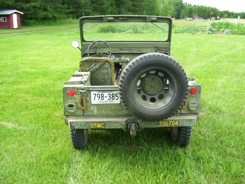 m422 mighty mite all jeeps for sale all jeeps for sale pinterest. Black Bedroom Furniture Sets. Home Design Ideas