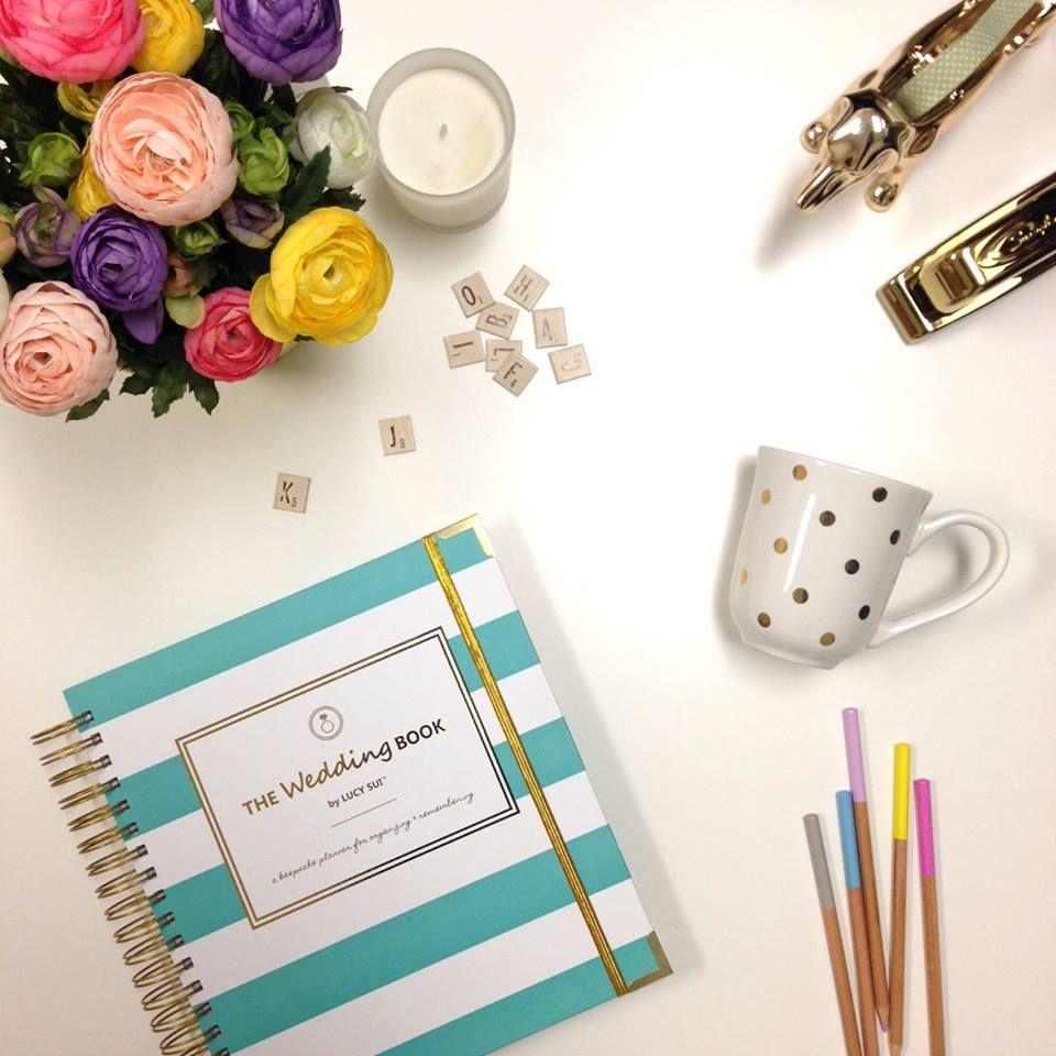 The Wedding Book Keepsake Planner Planning Organizer Checklists