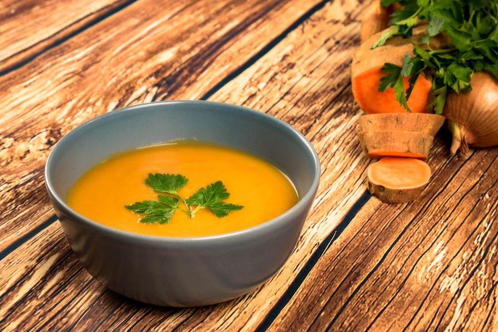 Photo of Butternut Squash + Sage Soup – barre3