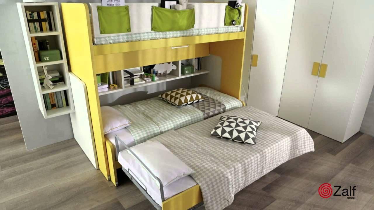 Letti a castello per piccoli: progettare camerette per bambini ...