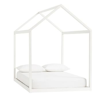 Tent Fantasy Bed Amp Canopy Set Full Simply White