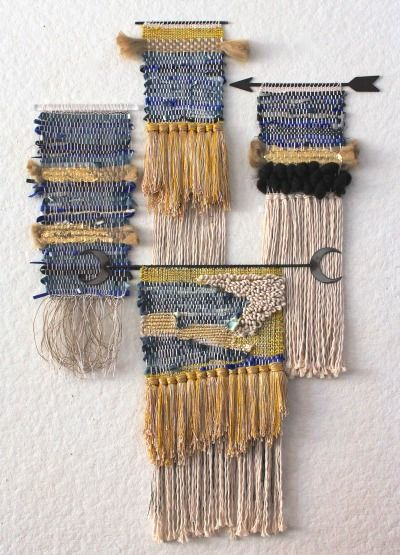 all-roads:  All Roads weavings for shop Bell Jar in San Francisco.