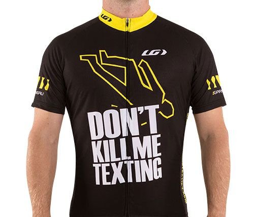 721eb72a3 Don t Kill Me Texting - Cycling Jersey for Men