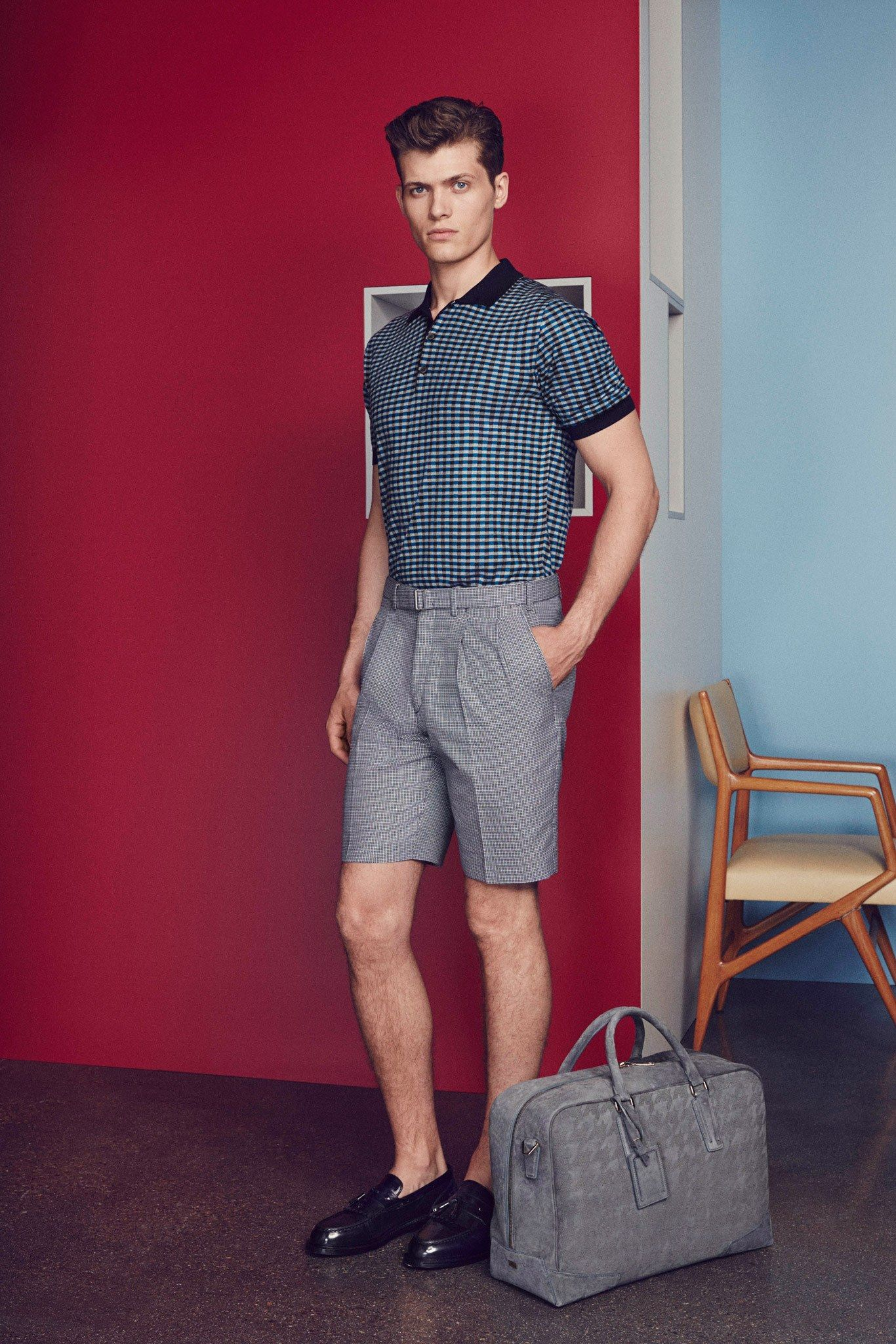 Brioni Spring 2015 Menswear Fashion Show