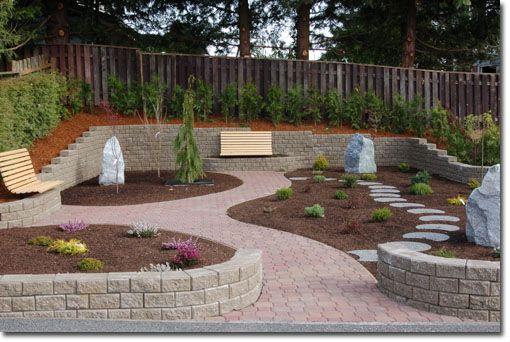 memorial_garden | Memorial garden, Outdoor decor, Garden