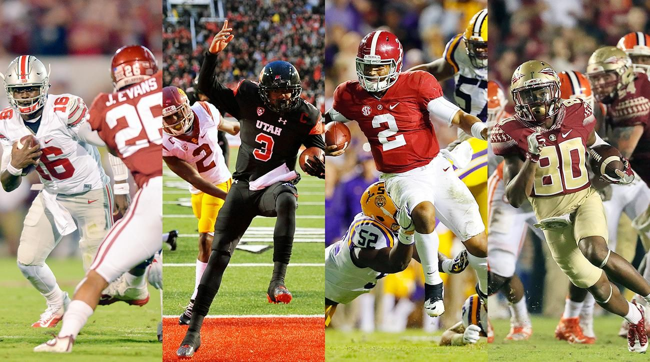 Who Has The Best Shot To Win The College Football Playoff The