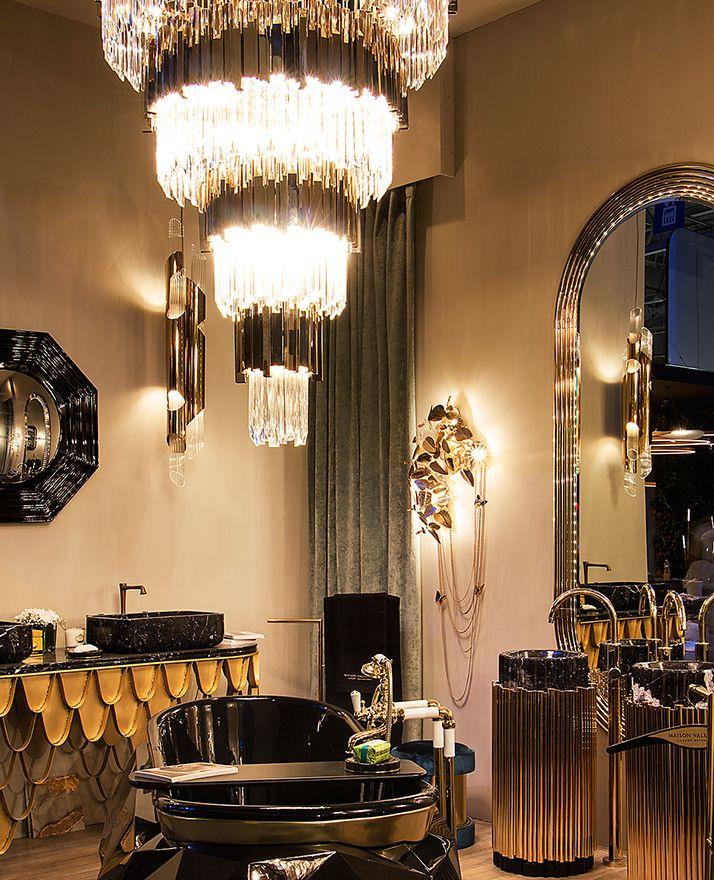 Empire chandelier hotel lobby chandelier
