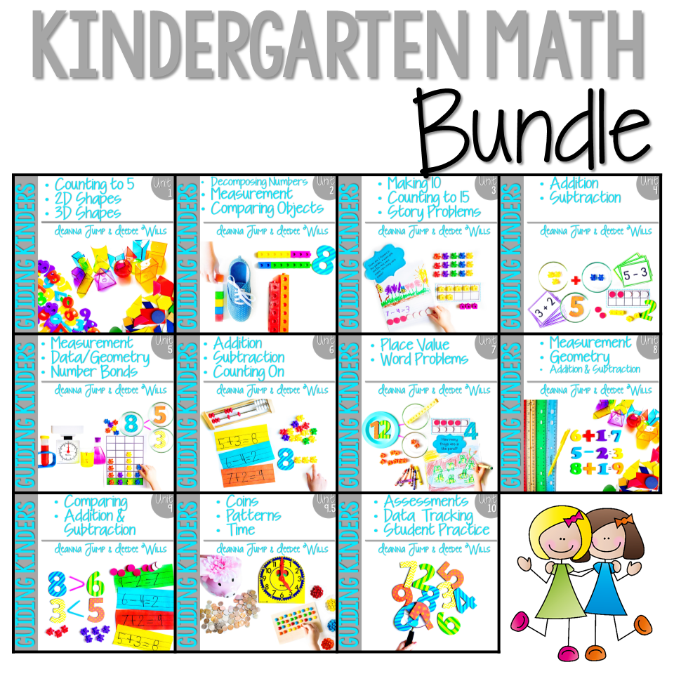 Kindergarten Math Workshop! | Class is in Session | Pinterest ...