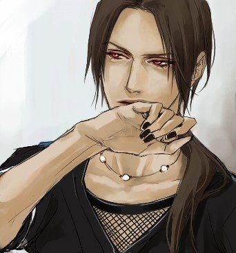 [Naruto] - Itachi.  This guy... He's the staple hot anime guy. LOL