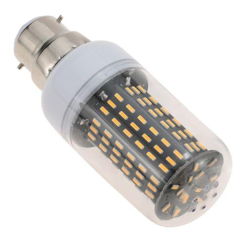 B22 56 LEDs 15W 1500LM SMD4014 AC220-240V Bulb Light Corn Lamp Floodlight Non-dimmable 360 degree Illumination Bedroom Vestibule Yard Shops Restaurant Hotel Use