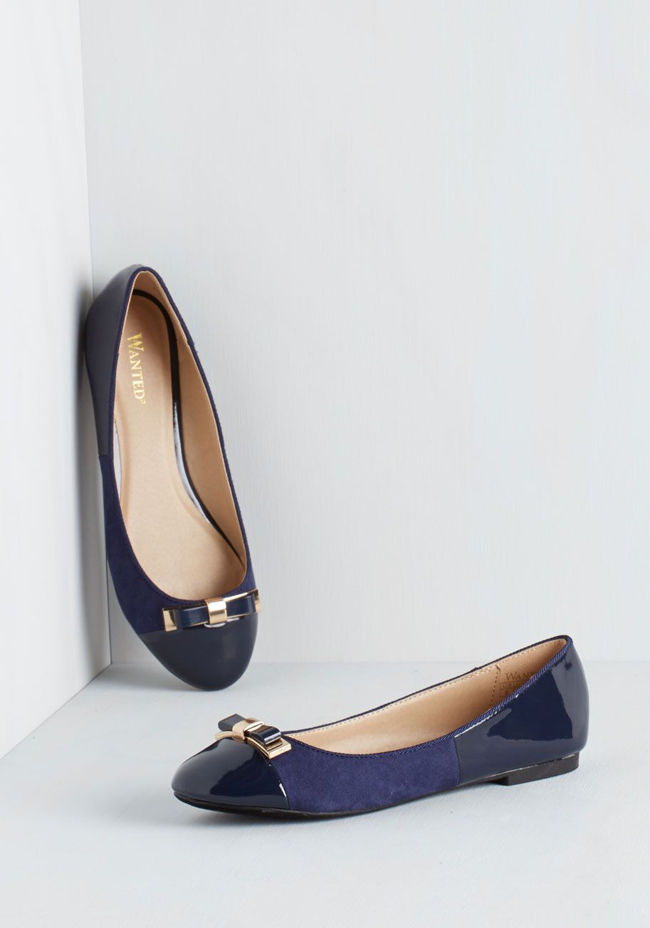 38b015ec3f5f Cute Boost Flat in Midnight. Amp up your looks with these darling ...