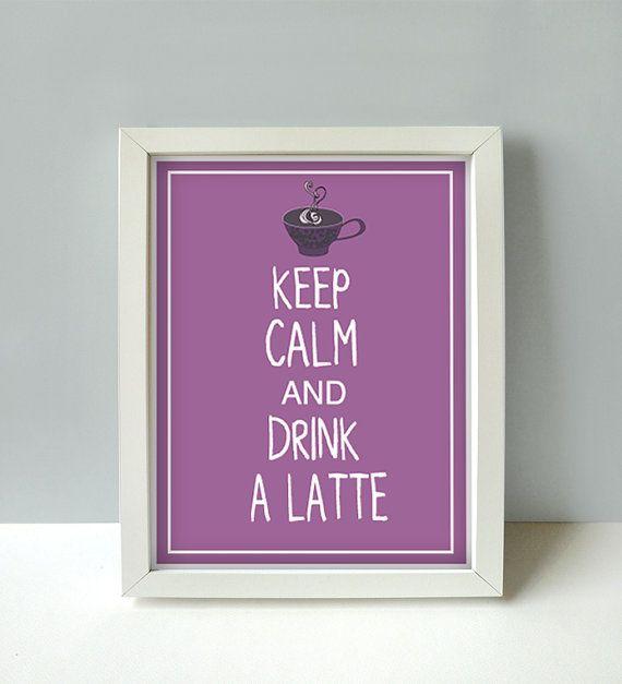 Drink coffee everyday!
