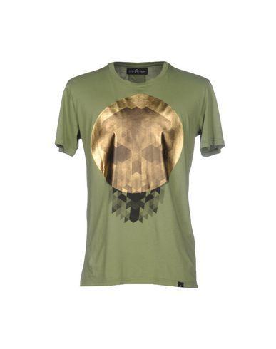 Prezzi e Sconti: #Reign t-shirt uomo Verde militare  ad Euro 27.00 in #Reign #Uomo topwear t shirts