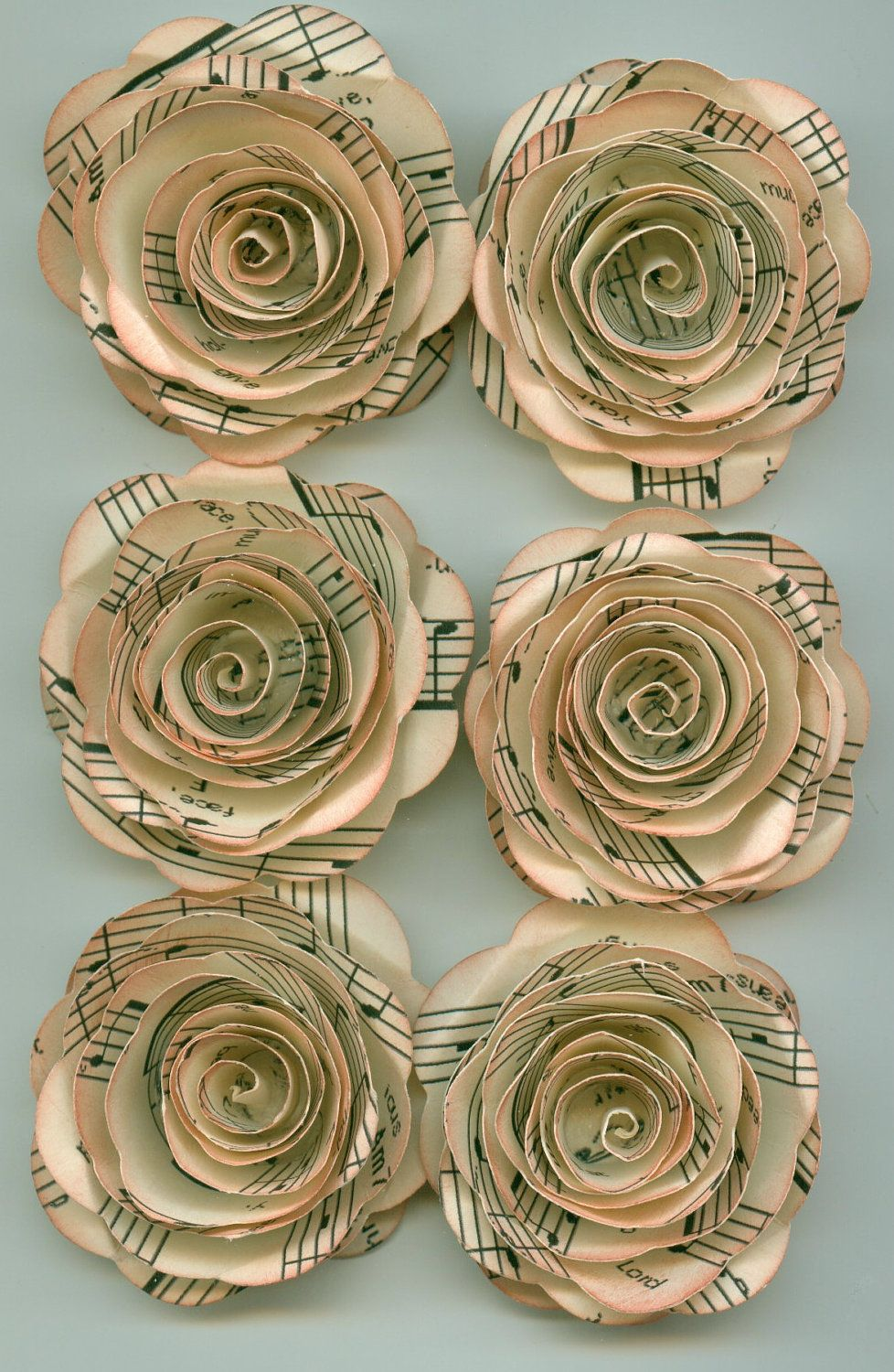 More Paper Flowers I Have A Problem Weddings Pinterest