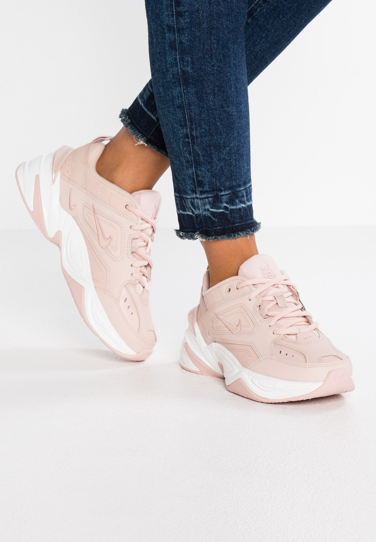M2K TEKNO - Baskets basses - particle beige/summit white ...