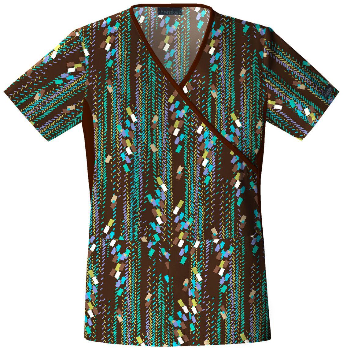 Cherokee scrubs uniforms fashion style nurse