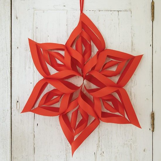 Bon 3 D Star | How To Make Christmas Decorations | Christmas Decorations |  PHOTO GALLERY
