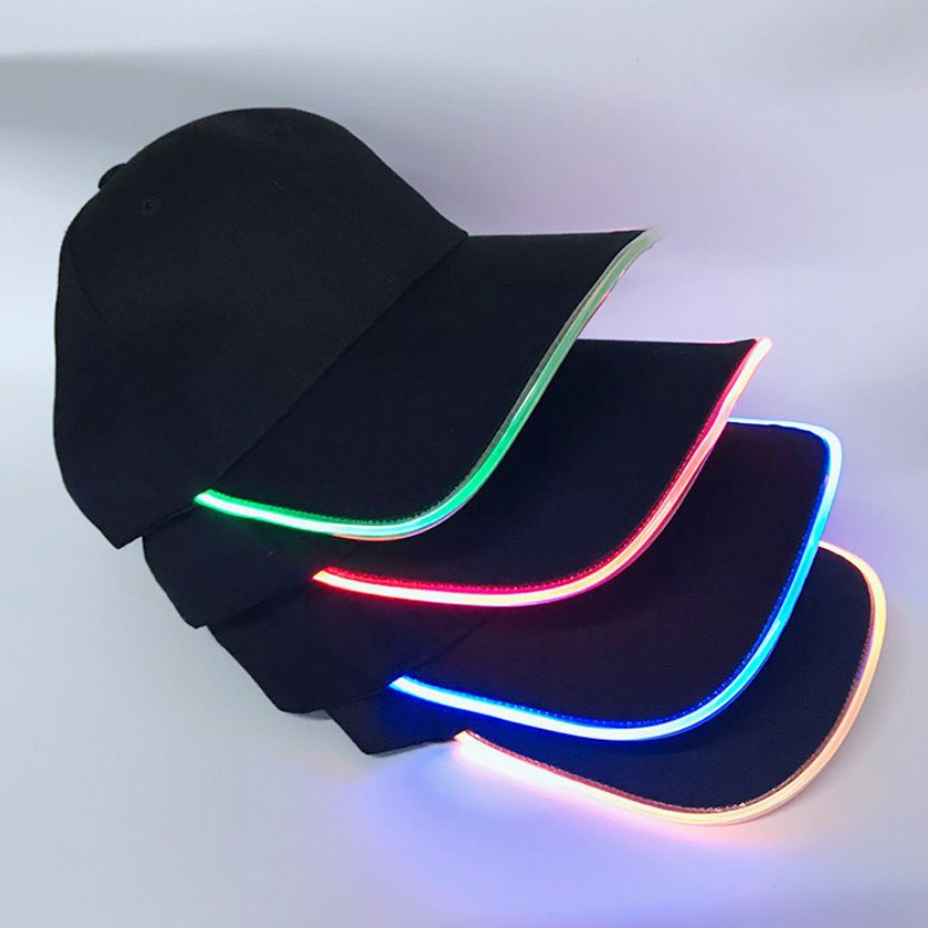 Pin By Jukpopstore On Hats And Caps Led Hat Led Lights Night Fishing