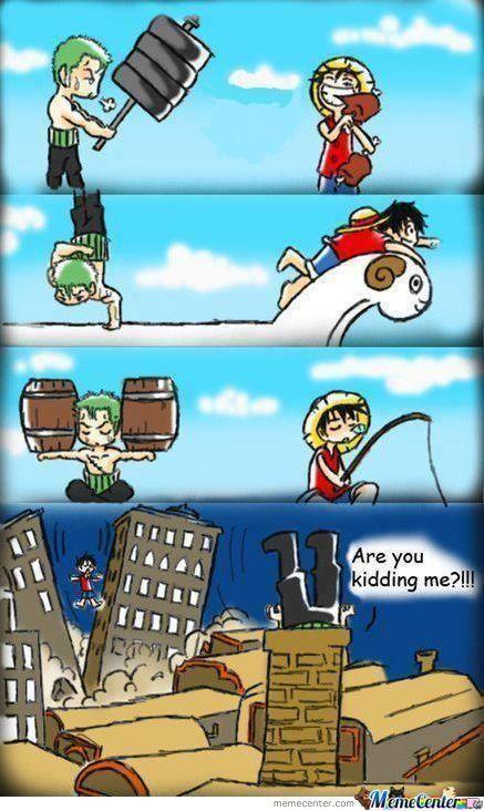 One Piece Logic One Piece Funny One Piece Meme One Piece Comic
