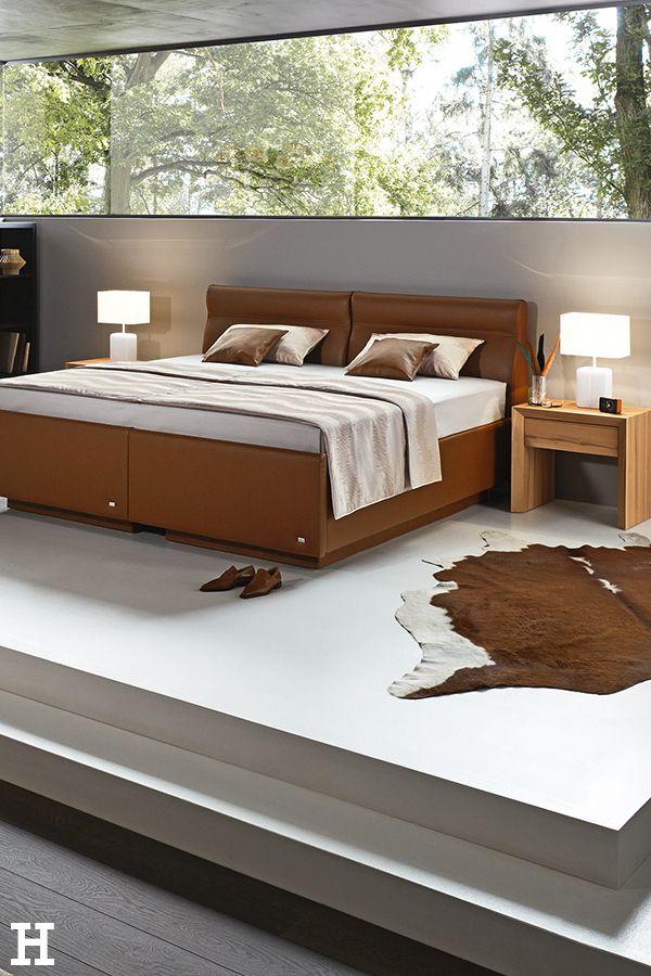"""Western Style mit unseren Betten von """"Ruf"""". 🐂 meinhöffi"""