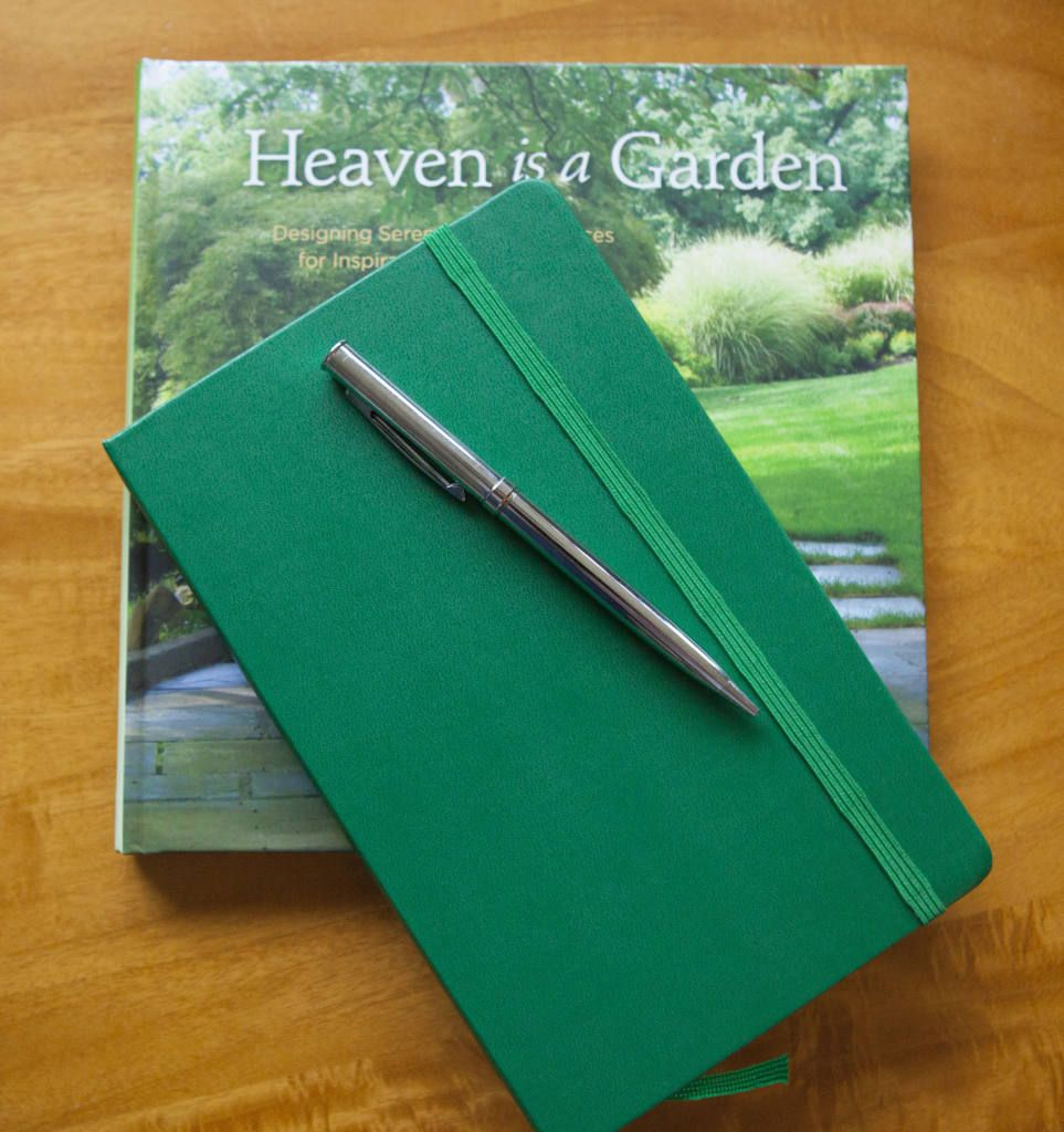 #GardenTip: Keep a detailed journal of what you plant, how things grow, weather conditions, and soil conditions as you garden. It will help you in the future when you encounter similar conditions.