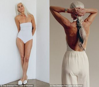 63-Year-Old Model Stuns the World, Shares Her Secrets to Graceful Aging