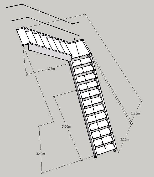 R Sultats De Recherche D 39 Images Pour Escalera En L
