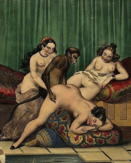 Walging » kunst - Bestiality