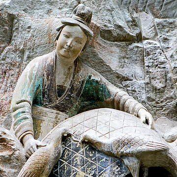 Sculptures rupestres de Dazu Chine