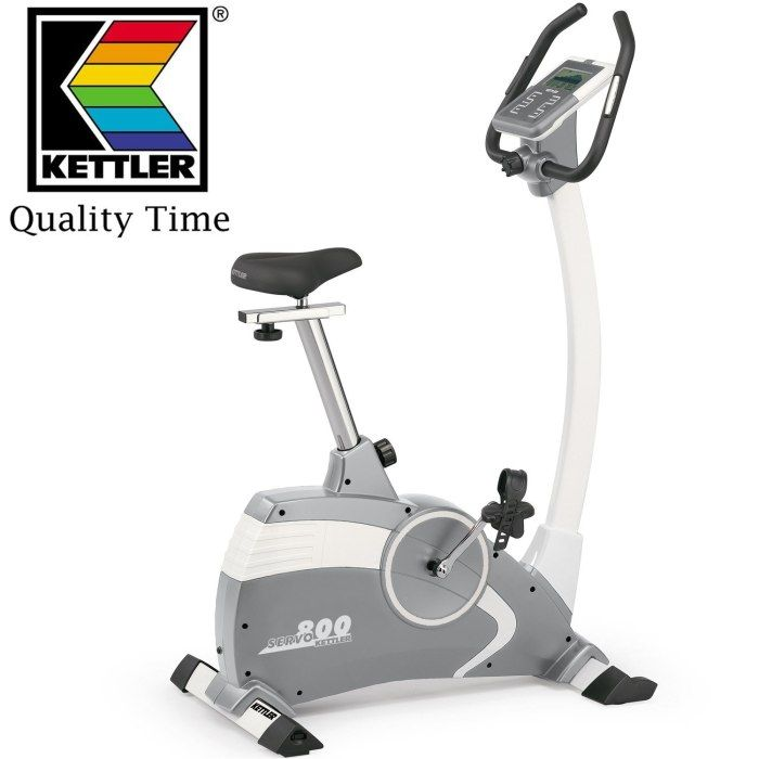 Kettler Servo 800 Upright Exercise Bike Review Biking Workout