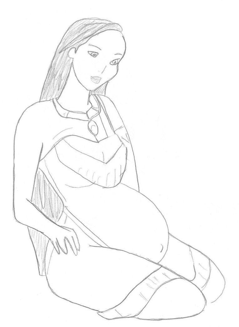Раскраска барби беременная распечатать