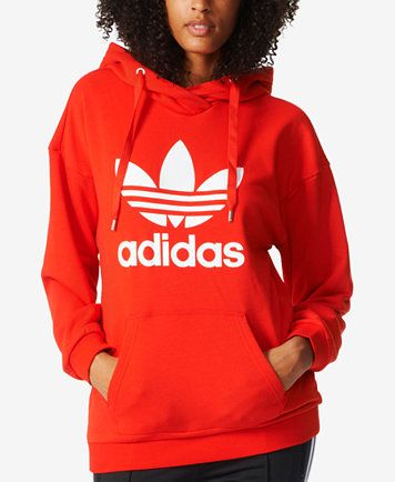 Adidas 2019 Buzo Trefoil En HoodieModa Originals YWEDH29I