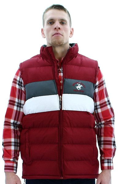 d261b3215a9ae Beverly Hills Polo Club Men s Puffer Vest Down Rip Stop Bubble. Browse Men s  Outerwear http