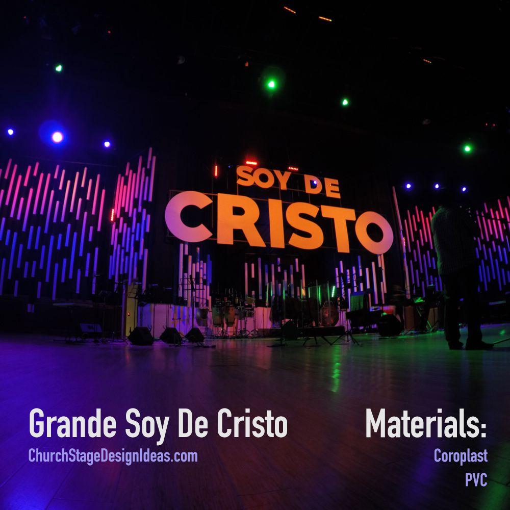 Grande Soy De Cristo
