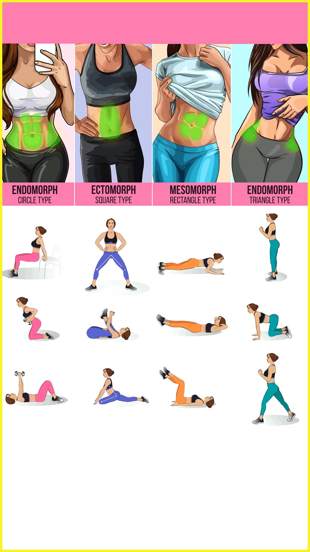 Gewichtsverlust Fitness-Programm