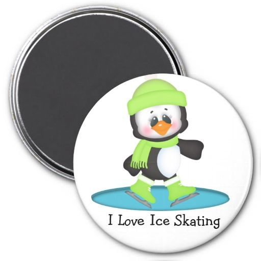 whats the saying penguin on ice