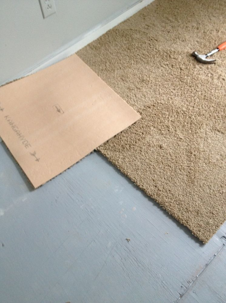 Carpet Squares Easy Cheap Alternative To Re Carpeting A