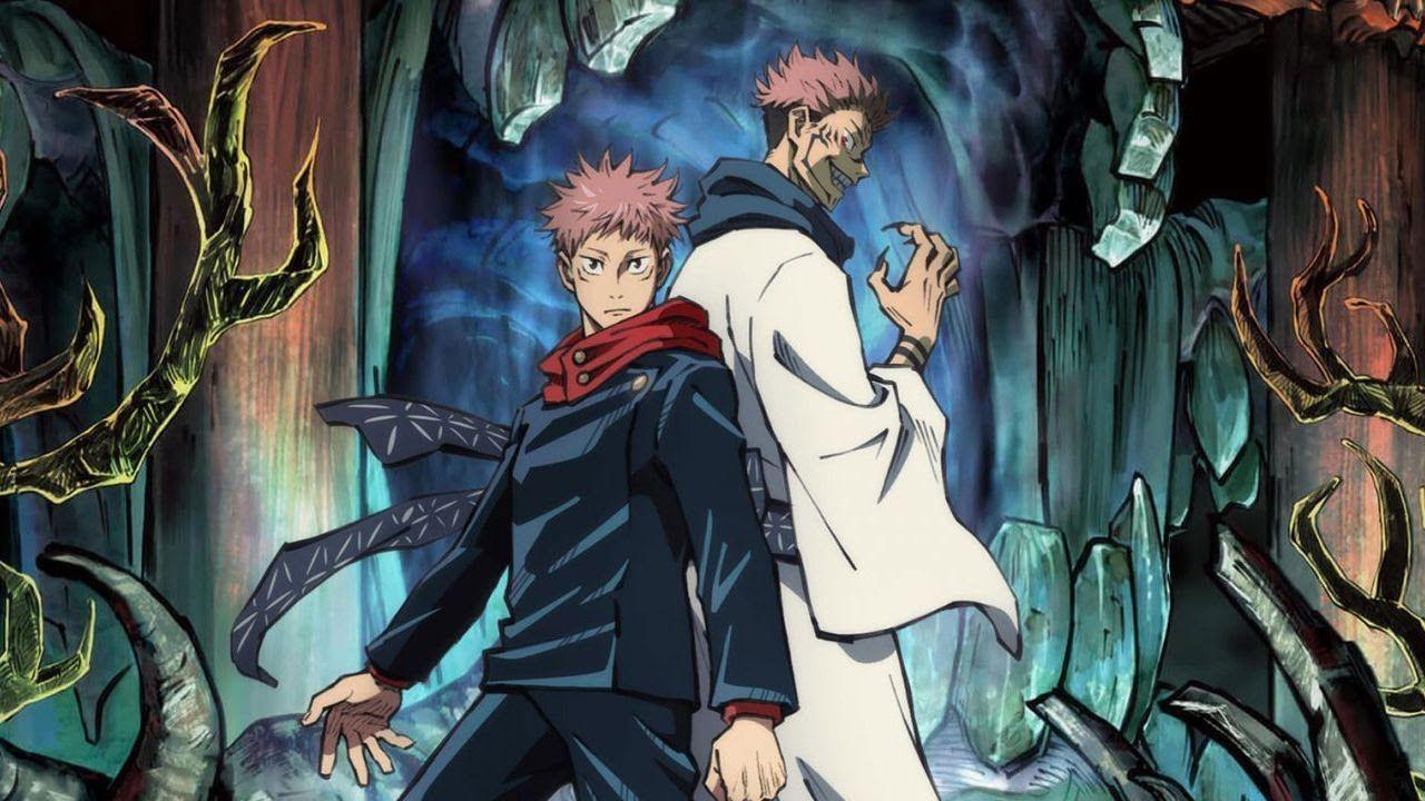 Amv Jujutsu Kaisen Keeping Me Alive Jujutsu Anime Galaxy Popular Anime