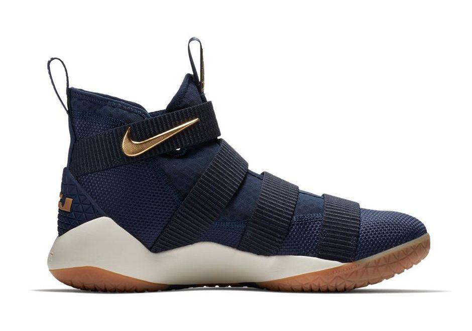 376b01a50fe Nike LeBron Soldier 11 Cavs Alternate 897644-402