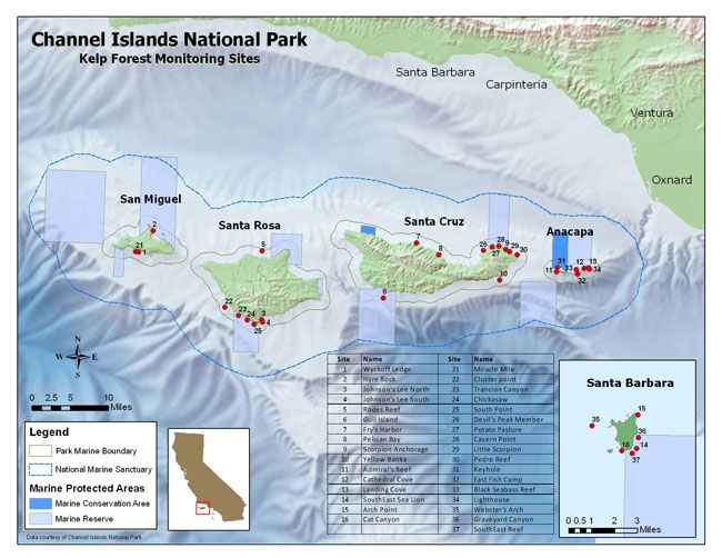 channel islands national park map - Yahoo Search Results | TRAVEL ...