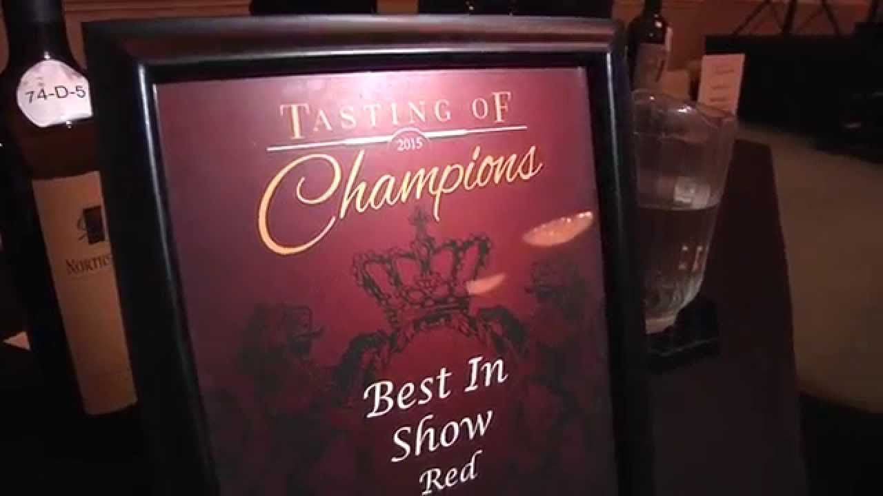 Highlights from the Tasting of Champions Event at the Sandestin Hilton Destin FL